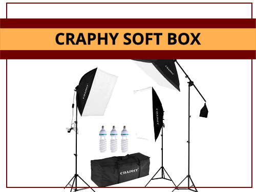 Craphy Soft Box