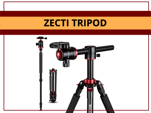 Zecti Tripod