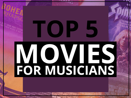 5 Top Movies For Musicians