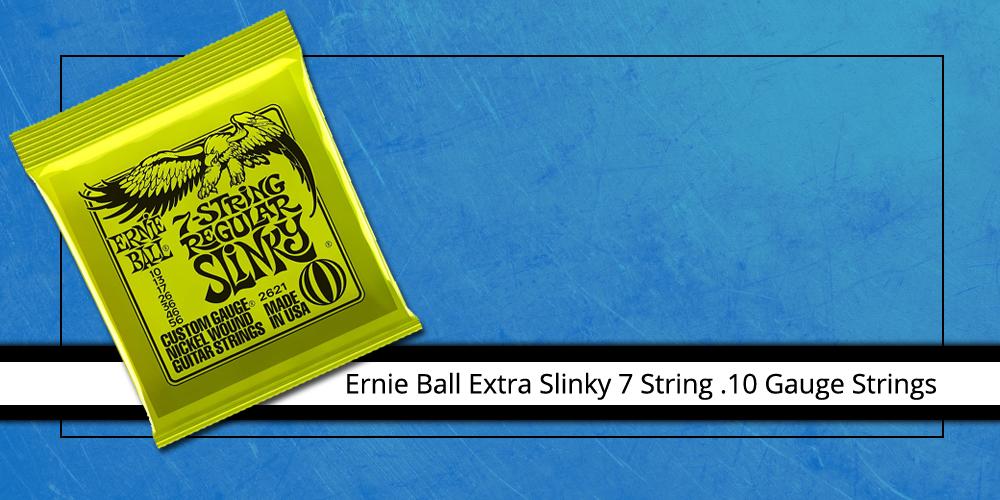 Ernie Ball Extra