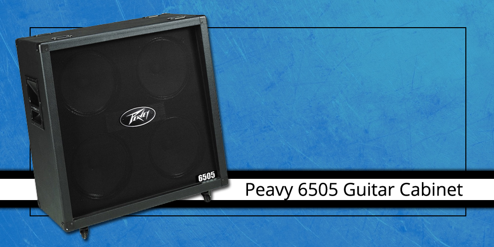 Peavy 6505 Guitar Cabinet