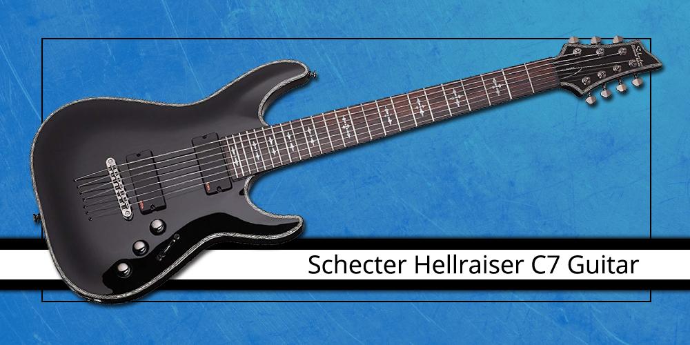 Schecter Hellraiser C7