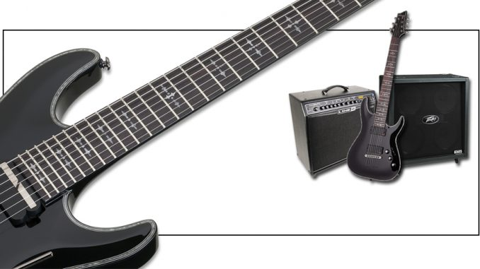 Schecter Hellraiser C7 and Accessories Review